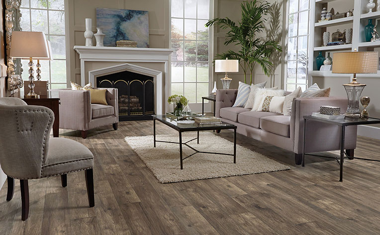 Luxury Vinyl vs. Laminate Flooring: What's the Difference?